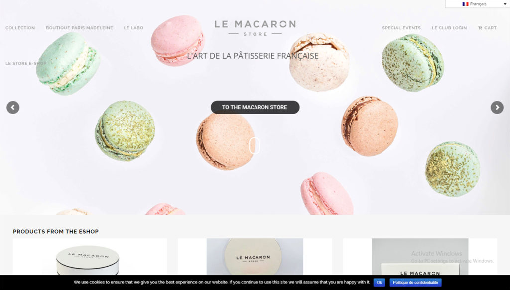 Lemacaronstore