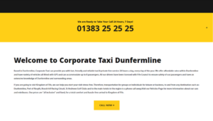 Corporate Taxi