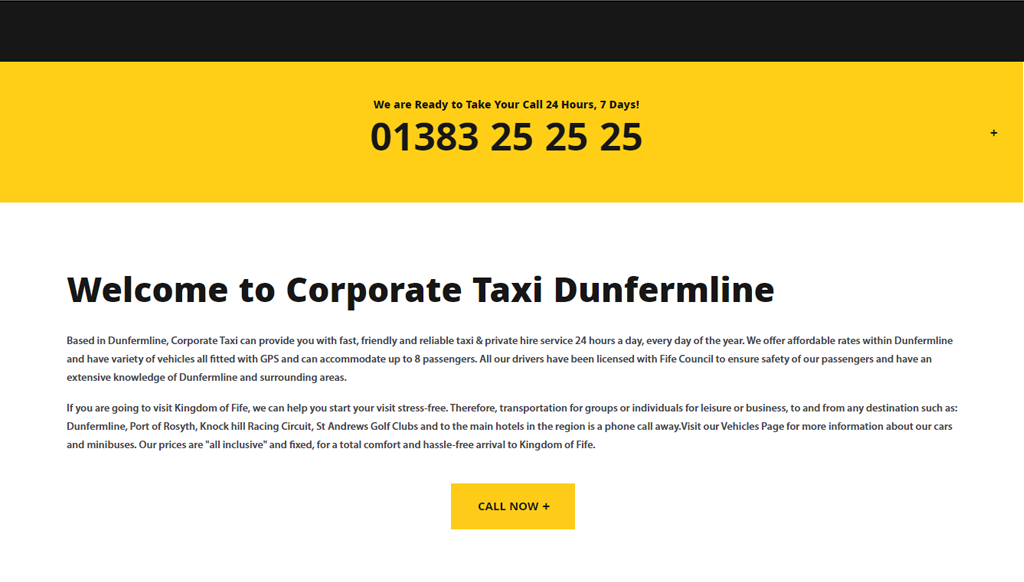 Corporate Taxi