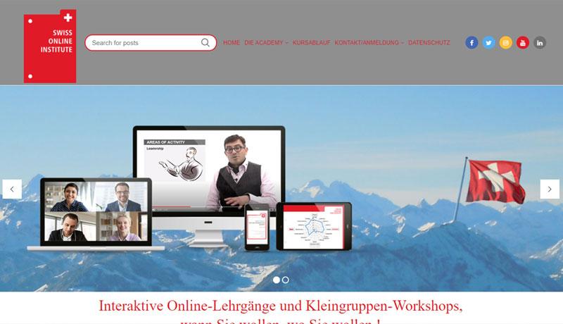 Swiss Online Institute