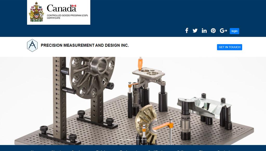 Precision Measurement and Design