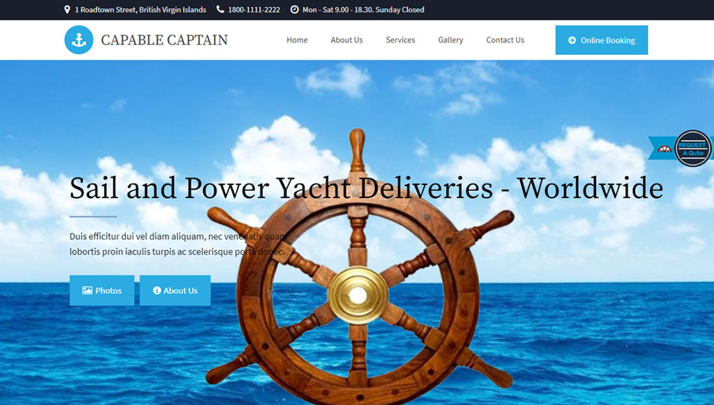 Yachtdelivery