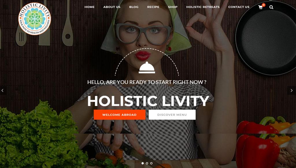 Holistic Livity