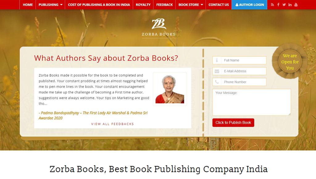 Zorba Books