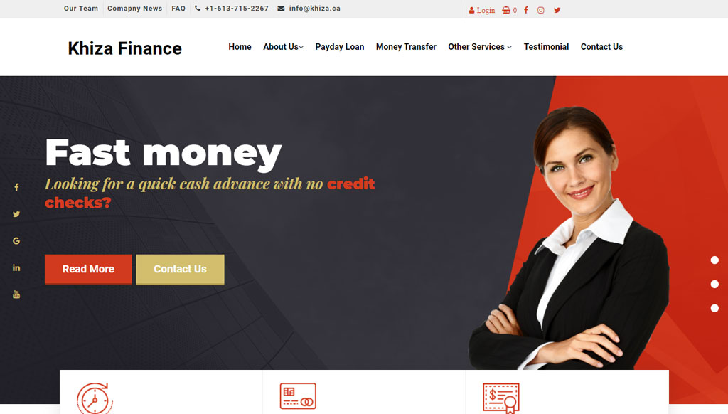 Khiza Finance